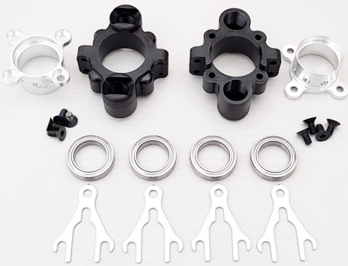 FRONT HIGH PRECISION HUB KIT LAB C8SR