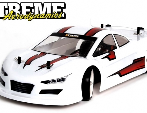 NEW XTREME BODYSHELL